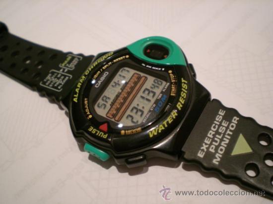 edca5c804921 Reloj casio con pulsómetro jp 200w - rebajado - Vendido en Venta ...