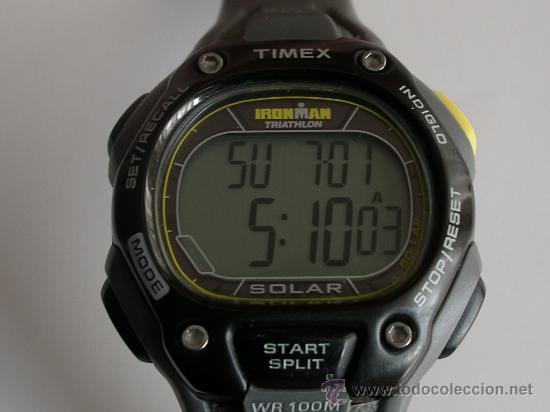 ce9db60783ff Timex ironman triathlon solar power - Sold through Direct Sale ...