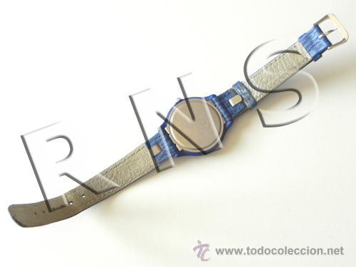 Relojes - Casio: RELOJ DE PULSERA AGUJAS CASIO - ALEGRE DISEÑO - FUNCIONA - DEL ESTILO RELOJES SWATCH - MÁQUINA - Foto 3 - 27307935