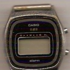 Relojes - Casio: RELOJ CASIO DIGITAL DE SEÑORA -- MADE IN JAPAN M --Nº 582299. Lote 27715424