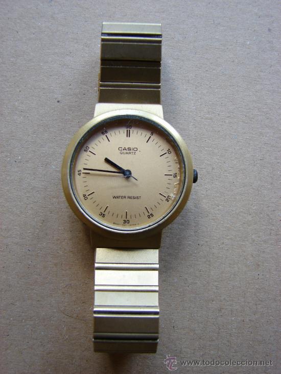 RELOJ DE PULSERA. CASIO QUARTZ. NO FUNCIONA (Relojes - Relojes Actuales - Casio)