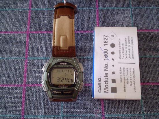 bde3f036a3c4 Reloj casio db-35h. nuevo con caja e instruccio - Vendido en Venta ...