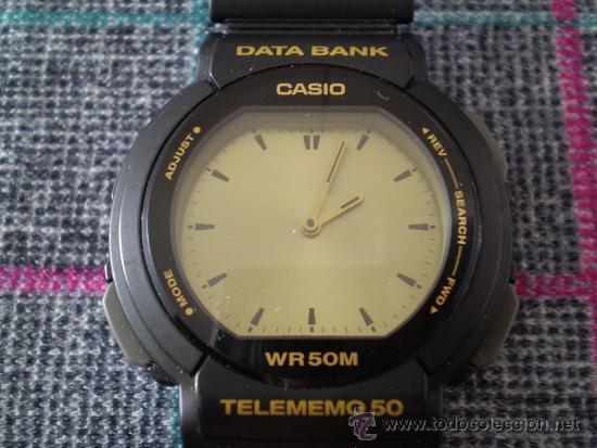 UsarSold Reloj Casio 52NuevoSin Direct Abx Antiguo Through ZuwOPlkiXT
