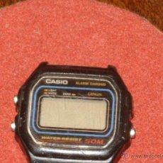 Relojes - Casio: RELOJ CASIO DIGITAL.WATER RESISTEN.. Lote 39599746
