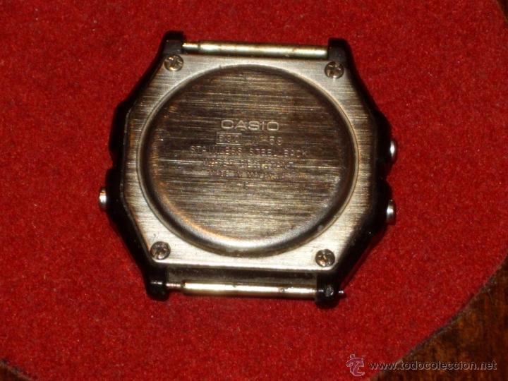Relojes - Casio: RELOJ CASIO DIGITAL.WATER RESISTEN. - Foto 2 - 39599746