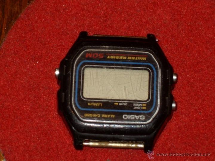 Relojes - Casio: RELOJ CASIO DIGITAL.WATER RESISTEN. - Foto 3 - 39599746