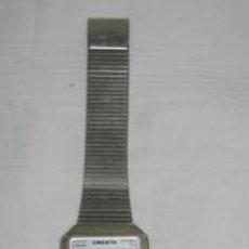 Relojes - Casio: RELOJ CALCULADORA VINTAGE. Lote 41662238