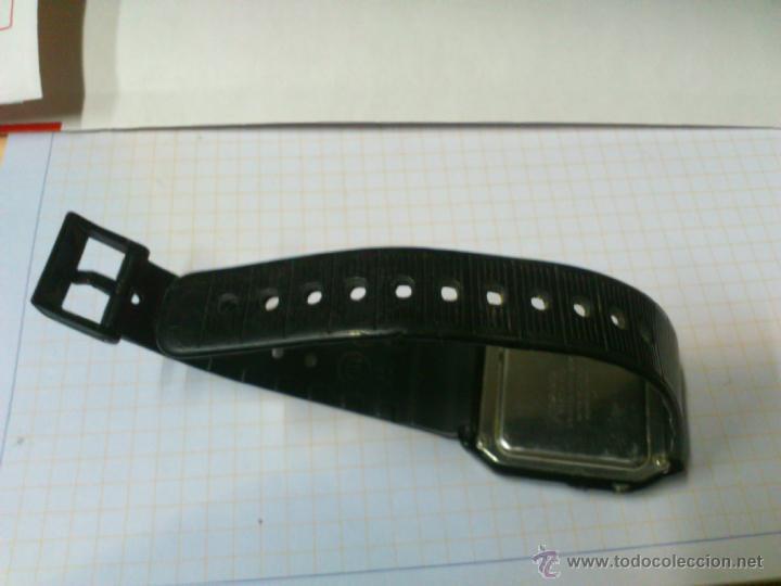 Relojes - Casio: RELOJ CASIO CALCULADORA WR. MADE IN KOREA - Foto 3 - 42438031