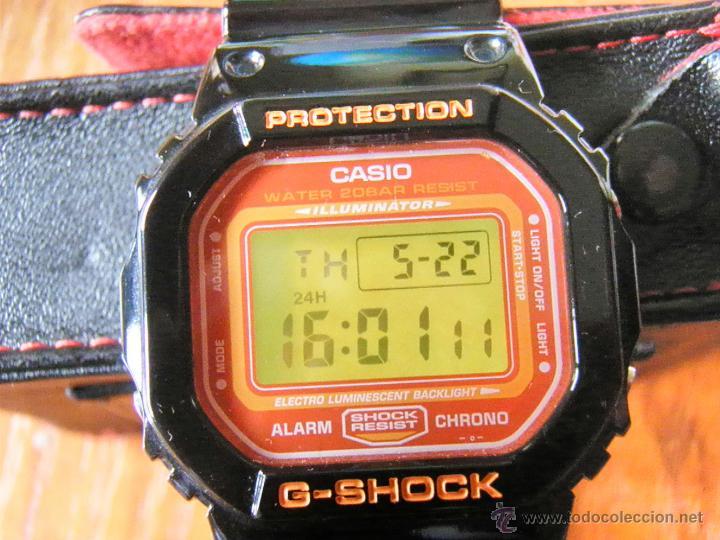 Protection Como Nuevo Reloj G Casio Shock pVGzqSUM