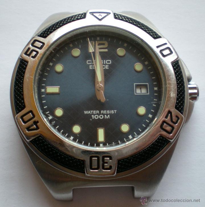 fc16aab5398c Reloj Casio EDIFICE EF 101