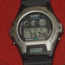 Relojes - Casio: RELOJ CASIO ILLUMINATOR,CORREA ORIGINAL.FUNCIONANDO.. Lote 44064193