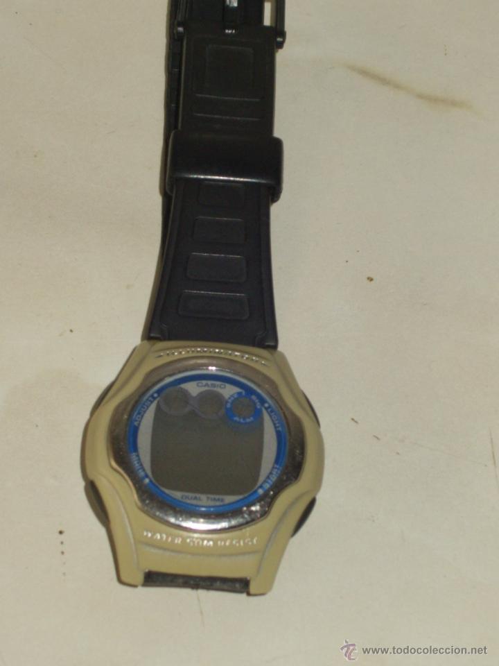 Relojes - Casio: RELOJ CASIO ILUMINATOR,FUNCIONANDO. - Foto 4 - 44306858