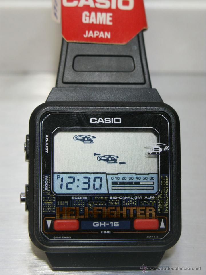 99045c0afbfb Watches - Casio  CASIO HELI FIGHTER PERFECTO DE ALMACEN - Foto 2 - 48400847