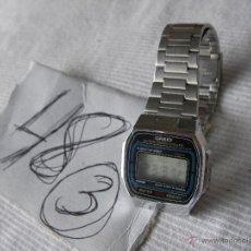 Relojes - Casio: ANTIGUO RELOJ CASIO EN PERFECTO ESTADO DE FUNCIONAMIENTO. Lote 48690408