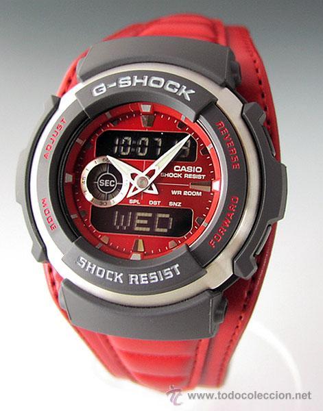 Relojes - Casio: Reloj CASIO G-SHOCK 300L-4AV - Foto 6 - 49040292