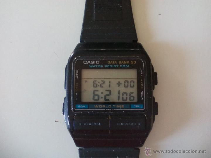 a2bc676eca61 relojes casio data bank