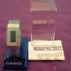 Relojes - Casio: CASIO FS-06 FILM WATCH. Lote 50809859