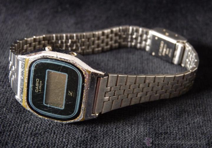 Relojes - Casio: RELOJ CASIO, MOD. 401 LB 610. ACERO. AÑOS 70. VINTAGE. SIN PROBAR - Foto 7 - 57259535