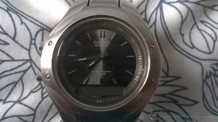 c4055c8371f9 4 fotos CASIO EDIFICE EFA-106 - ANALÓGICO-DIGITAL - OCASIÓN (Relojes -  Relojes Actuales ...