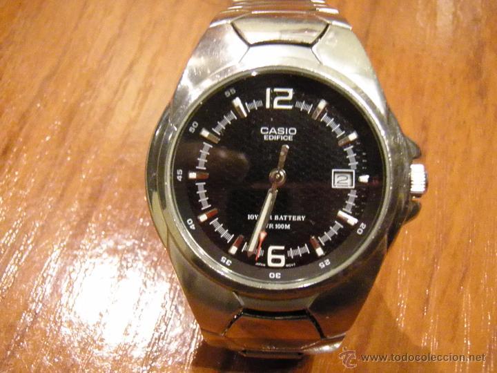 307b3fec78d7 5 fotos RELOJ CASIO EDIFICE DESCATALOGADO. FUNCIONANDO PERFECTO EF-122 ( Relojes - Relojes Actuales ...