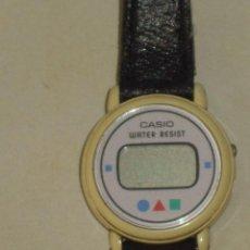 Relojes - Casio: RELOJ CASIO,FUNCIONA ESTA SIN PILA.. Lote 53840171