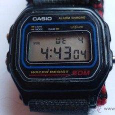 Relojes - Casio: RELOJ ANTIGUO CASIO MODELO 590 W 59. Lote 54054708