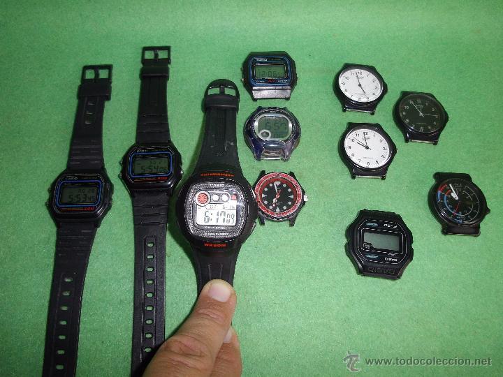 e8ec47d8c9e reloj casio lote lrw-45 w-210 lrw-45 w-59 ilumi - Comprar Relojes ...