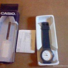 Relojes - Casio: CASIO RELOJ PULSERA EN ESTUCHE. Lote 55931879