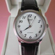 Relojes - Casio: RELOJ-JAPÓN-CASIO QUARTZ-36 MM.D-BUEN ESTADO-FUNCIONANDO-VER FOTOS. Lote 56817969