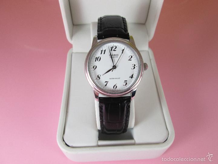 Relojes - Casio: RELOJ-JAPÓN-CASIO QUARTZ-36 MM.D-BUEN ESTADO-FUNCIONANDO-VER FOTOS - Foto 2 - 56817969