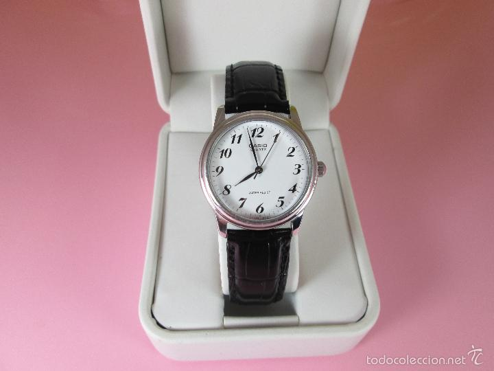 Relojes - Casio: RELOJ-JAPÓN-CASIO QUARTZ-36 MM.D-BUEN ESTADO-FUNCIONANDO-VER FOTOS - Foto 3 - 56817969