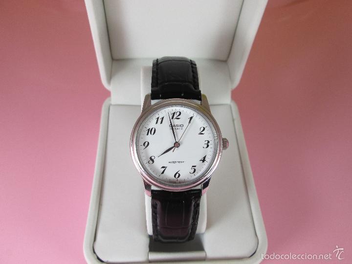 Relojes - Casio: RELOJ-JAPÓN-CASIO QUARTZ-36 MM.D-BUEN ESTADO-FUNCIONANDO-VER FOTOS - Foto 5 - 56817969