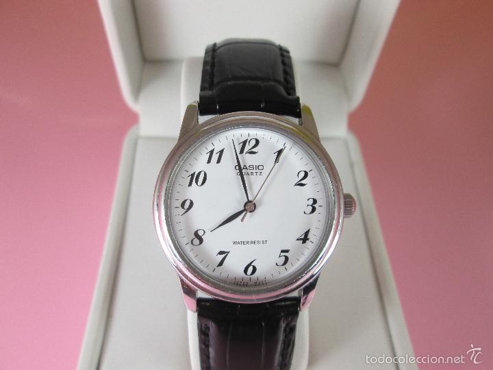 Relojes - Casio: RELOJ-JAPÓN-CASIO QUARTZ-36 MM.D-BUEN ESTADO-FUNCIONANDO-VER FOTOS - Foto 6 - 56817969