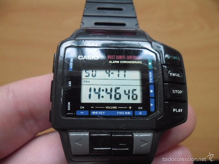 a78dd6e10973 Watches - Casio  RELOJ CASIO VINTAGE CMD-10 MANDO A DISTANCIA TV - Foto