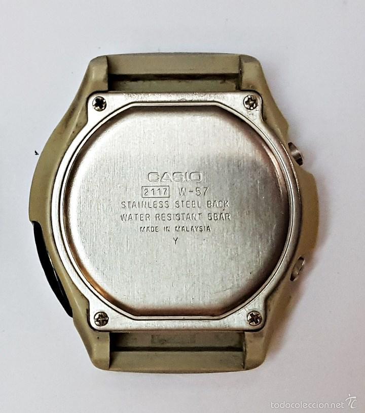 Relojes - Casio: Reloj Casio W-57 - Foto 2 - 58328921