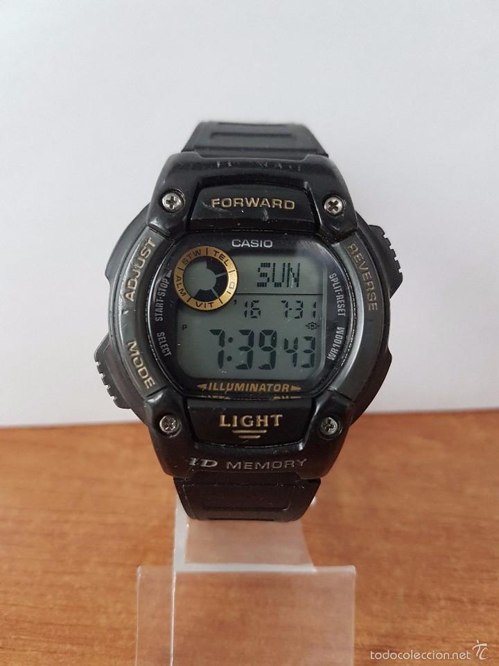 Reloj Ft 121h Through Direct CaballerovintageCasio Geo Sold De qMVpSzU