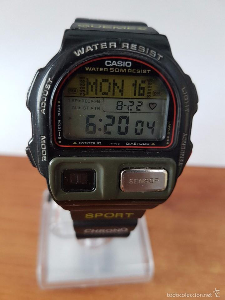 CaballerovintageCasio Bp Funci Through Reloj De 100 Sold l3FTK1Jc