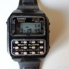 Relojes - Casio: ANTIGUO RELOJ CASIO 166 CA-95. AÑOS 80. JAPAN. Lote 59432220