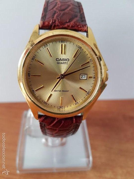 b11a4c9561cc Reloj de caballero (vintage) casio cuarzo - Vendido en Venta Directa ...