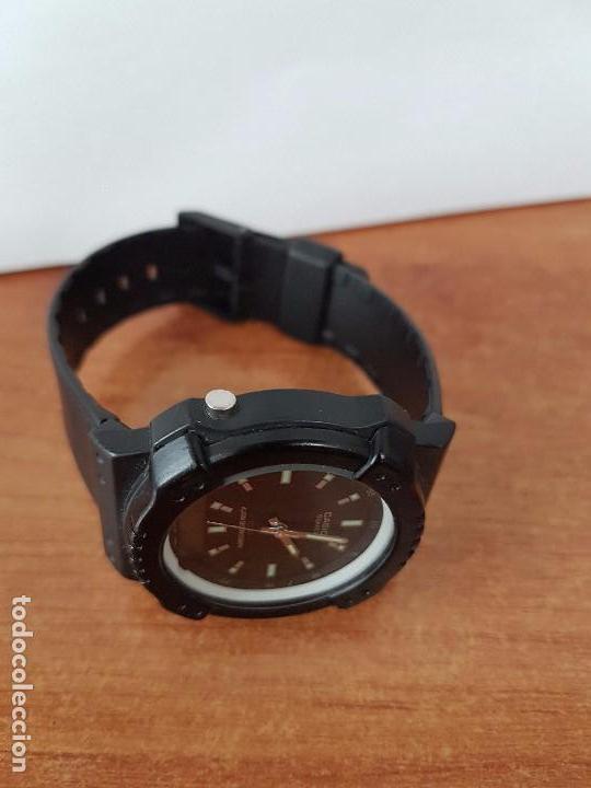 Relojes - Casio: Reloj de caballero Casio (Vintage) de los años 80 analógico y digital con correa de goma nueva. - Foto 7 - 61627492