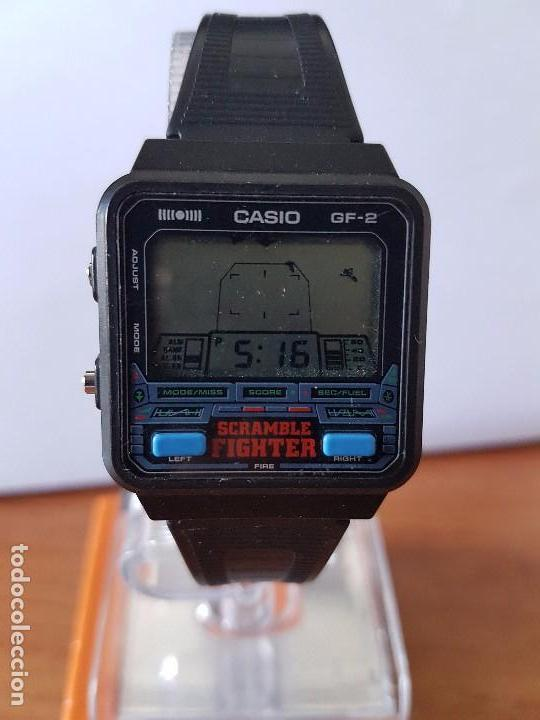 Reloj CaballerovintageCasio De Through Sold Fun Juego QCtdsrh