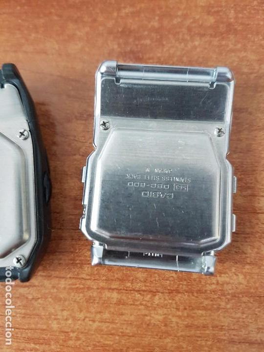 Relojes - Casio: Dos relojes de caballero (Vintage) Casio para repuestos (Fornituras) mirar todas las fotos. - Foto 2 - 62461448