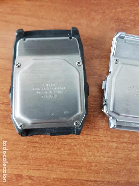Relojes - Casio: Dos relojes de caballero (Vintage) Casio para repuestos (Fornituras) mirar todas las fotos. - Foto 4 - 62461448