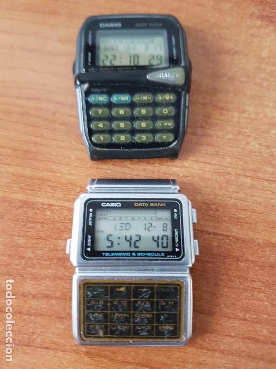 Relojes - Casio: Dos relojes de caballero (Vintage) Casio para repuestos (Fornituras) mirar todas las fotos. - Foto 5 - 62461448