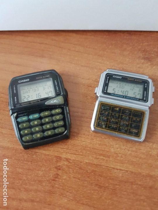 Relojes - Casio: Dos relojes de caballero (Vintage) Casio para repuestos (Fornituras) mirar todas las fotos. - Foto 7 - 62461448