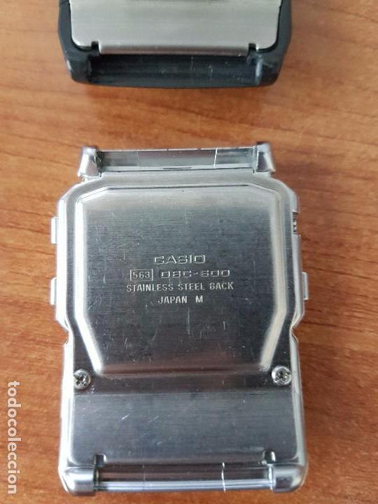 Relojes - Casio: Dos relojes de caballero (Vintage) Casio para repuestos (Fornituras) mirar todas las fotos. - Foto 8 - 62461448