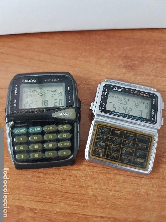 Relojes - Casio: Dos relojes de caballero (Vintage) Casio para repuestos (Fornituras) mirar todas las fotos. - Foto 9 - 62461448