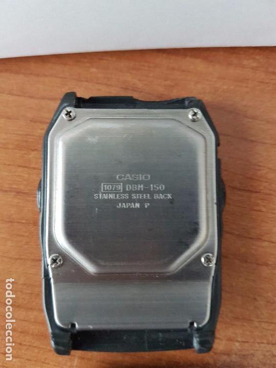 Relojes - Casio: Dos relojes de caballero (Vintage) Casio para repuestos (Fornituras) mirar todas las fotos. - Foto 10 - 62461448