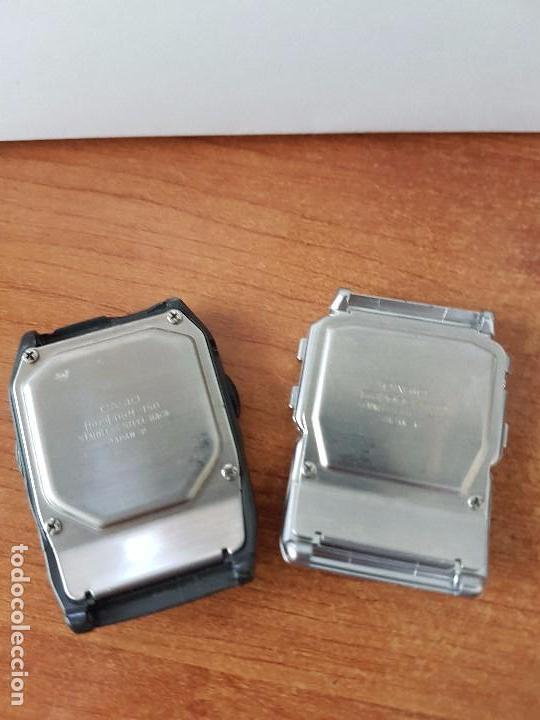 Relojes - Casio: Dos relojes de caballero (Vintage) Casio para repuestos (Fornituras) mirar todas las fotos. - Foto 11 - 62461448