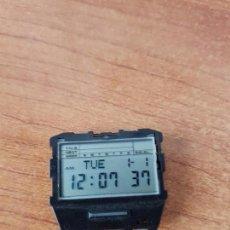 Relojes - Casio: MÓDULO CASIO (VINTAGE) NUEVO SIN USO FUNCIONANDO PARA PONER EN UNA CAJA O PARA REPUESTOS . Lote 62465328